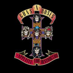 Guns N Roses-Appetite for Destruction (1987)