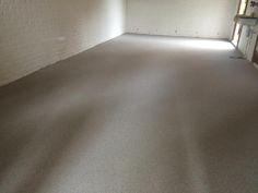 Garagevloer (gietvloer garage) bij particuliere woning