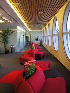 The First Class Lounge at China Xiamen - International Terminal