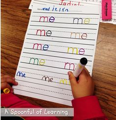 A Spoonful of Learning: Freebies