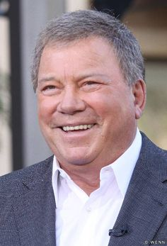 William Shatner - Actor, musician, recording artist, author, and film director.  Most famous for playing Captain of the USS Enterprise James T. Kirk on Star Trek. Also played T.J. Hooker on the TV show of the same name. Most recently played Denny Crane on The Practice and is currently acting in Priceline commercials.