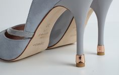 The new line Stiletto by Repetto - A ring on the heel - Collection spring-summer 2014