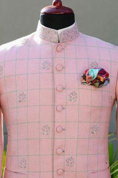 Latest Designs Of Jodhpuri Suit For Men- New Collections - Latest Designs Jodhpuri Suit For Men Indian Wedding Suits Men, Indian Groom Wear, Wedding Dress Men, Wedding Men, Indian Weddings, Casual Wedding, Wedding Suits For Groom, Wedding Outfits, Farm Wedding