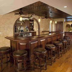369 Best Basement Bar Designs Images In 2019 Bar Home