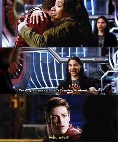 HOW MANY TIMES DOMINO NEED TO STRESS HOW MUCH I LOVE CISCO AND BARRY AND THIS WHOLE FREAKING SHOW?!?! AAAAAAAAHHHHHHH!!!!!