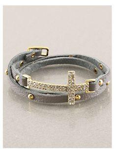 $27 Cross Bracelet