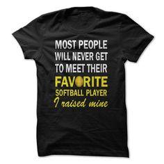 Softball favorite player T-Shirts, Hoodies, Sweatshirts, Tee Shirts (19$ ==► Shopping Now!)