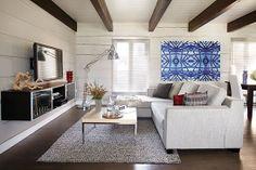 Le style en héritage | Les idées de ma maison © TVA Publications | Photos: Yves Lefebvre #deco #salon #sejour