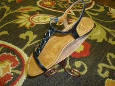 Gate 28 - Spring In Your Step Madeline Sandals, $38.00 (http://www.shopgate28.com/spring-in-your-step-madeline-sandals/)