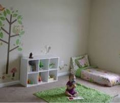 Image result for montessori baby room