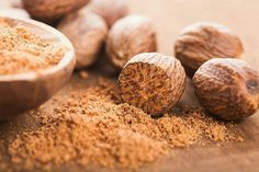 from @medicalmedium  -  Nutmeg is a fragrant medicinal spice that has been used therapeutically for thousands of years.Nutmeg is rich in antioxidants and vitamin C, folic acid, riboflavin, and beta carotene.It also is an excellent source of minerals such as copper, calcium, iron, zinc, and magnesium.Nutmeg contains anti-depressant, anti-fungal, and digestive properties that are highly beneficial for the neurological, cognitive, immune, and digestive systems.Nutmeg is commonly used for…