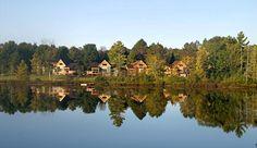 $279 -- Muskoka 2-Night Escape in 3-Bedroom Cottage, 55% Off | Travelzoo Local Deals