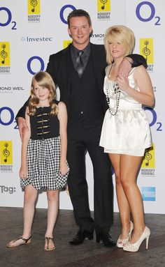 Russell Watson Photos - Russell Watson and family arrive at the Silver Clef Awards 2010 at the London Hilton on July 2010 in London, England. Red Carpet, Awards, Silver, Money