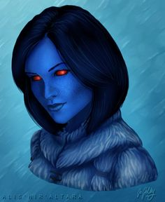 SWToR - Commission - Alis'hir'altara by clockworkconfusion.deviantart.com on @deviantART