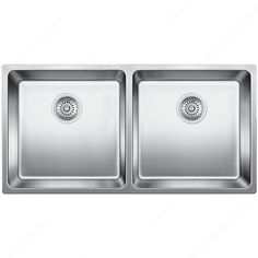 Blanco Sink - Andano U 2 - Richelieu Hardware