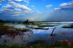 Λίμνη Κερκίνη: Η πανέμορφη τεχνητή λίμνη των Σερρών