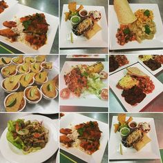 Even though my class is 80% Korean were still Killin the Mexican cuisine game  #mexicanokoreano #mexican #cuisine #posole #antihitos #fishtacos #mole #Americas by @chef_corey_g