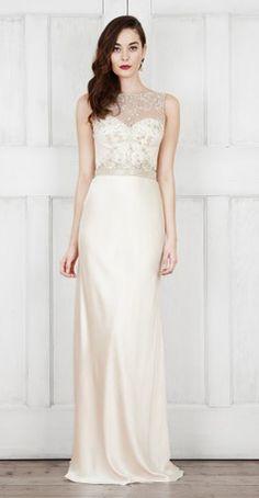 Catherine Deane Aurora Wedding Dress   www.onefabday.com