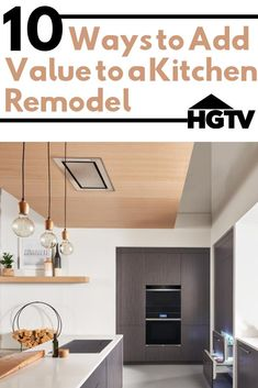 You get what you pay for; that is especially true when it comes to kitchen remodeling. Learn what's worth the extra cost and what upgrades you can skip.