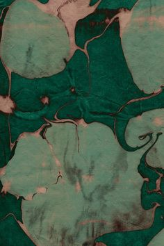 Marbled green