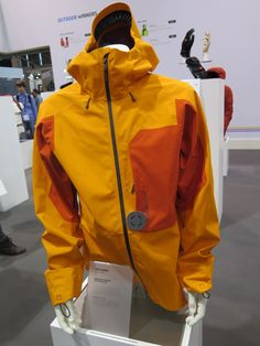 Cohaesive showcase jacket