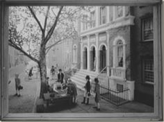 """The origin of the NYSE can be traced to May 17, 1792, when the Buttonwood   Agreement was signed by 24 stock brokers outside of 68 Wall Street in New   York under a sycamore (or Buttonwood) tree on Wall Street which earlier was   the site of a stockade fence.The organization drafted its constitution on March   8, 1817, and named itself the """"New York Stock & Exchange Board""""."""