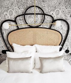 headboard // bedroom