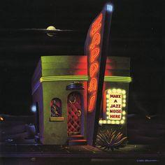 Frank Zappa - Make A Jazz Noise Here Barking Pumpkin Records D2 74234 - Enregistré du 9 février au 7 juin 1988 - Sortie le 4 juin 1991 Note: 8/10