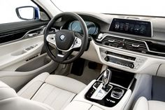 New flagship BMW 7 Series revealed   Eurekar
