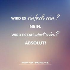 Online-Marketing, Mindset & mehr - Another! Sad Quotes, Love Quotes, German Words, Humor Grafico, Motivational Words, Business Motivation, Statements, Positive Mindset, True Words