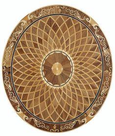 Brusoni model. Berti wood Floring laser Inlays. #parquet #parquetlovers