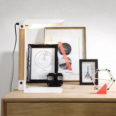 Lampe Merlin by @universopositivo chez Pure Deco