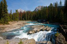 Yoho National Park in British Columbia