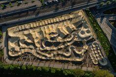 Video: Building the world's most beautiful pump tracks - Mtbr.com