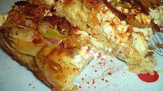 Πατσαβουρόπιτα σαν πίτσα ! ~ ΜΑΓΕΙΡΙΚΗ ΚΑΙ ΣΥΝΤΑΓΕΣ Cookbook Recipes, Cooking Recipes, The Kitchen Food Network, Food Network Recipes, Quiche, French Toast, Recipies, Food And Drink, Pizza