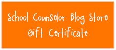 School Counselor Blog: Need a Last Minute Gift for a School Counselor on Your List?