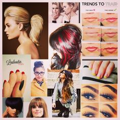 Beauty Trends 2013!  www.averybellahairstudio.com