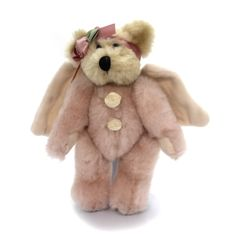 Boyds Bears Plush Stella Angel Ornament Plush Ornament Height: 6 Inches…