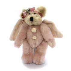 Boyds Bears Plush Stella Angel Ornament Plush Ornament Height: 6 Inches…