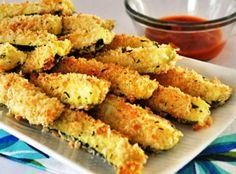 Вкусные, хрустящие жареные кабачки в кляре – рецепт в духовке для быстрого…