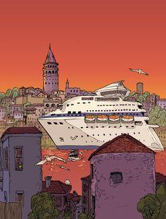 Istanbul by behnan shabbir