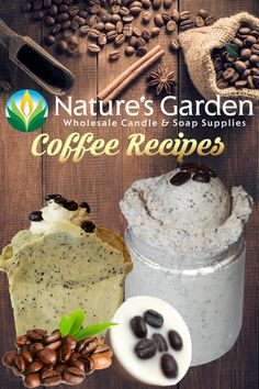 Free Coffee Recipes from Natures Garden