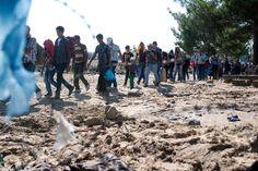 """ACNUR advierte del """"vacío jurídico"""" para los inmigrantes en Europa"""