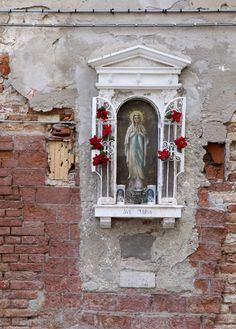 Carla Coulson All saints day Venice.