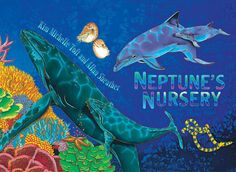 Booktopia has Neptune's Nursery by Kim Michelle Toft. Buy a discounted Hardcover of Neptune's Nursery online from Australia's leading online bookstore. Australian Authors, Science Topics, Underwater World, Great Barrier Reef, Silk Painting, Childrens Books, Picture Books, Vibrant, Creatures