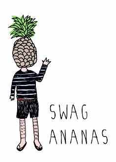 Swag Ananas - Muk for Léa