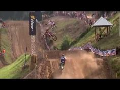 2011 Chad Reed CrashMillville - Motocross Crash