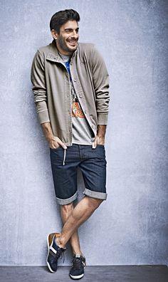 DER DICHTER #Shorts #Maenner  #Denim #Starwars #Shirt www.mey-edlich.de