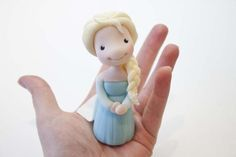 Elsa Figure Tutorial