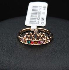 Barato Moda austríaco cristal e 18 K banhado a ouro colorido anel de casamento Crown para mulheres frete grátis, Compro Qualidade Anéis diretamente de fornecedores da China:    .      .      .      .      .            1.   Quando você receber nossos produtos e estão satisfeitos com ele, pls cl